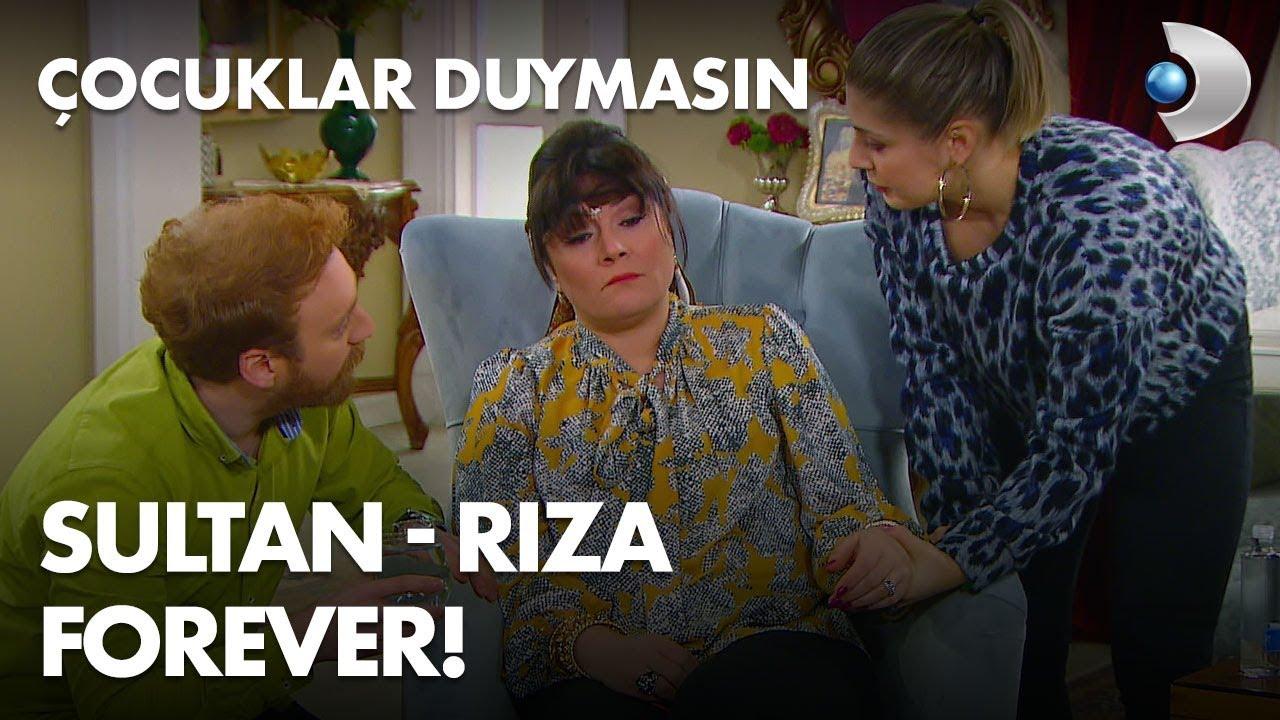 Sultan - Rıza Forever! - Çocuklar Duymasın 69. Bölüm