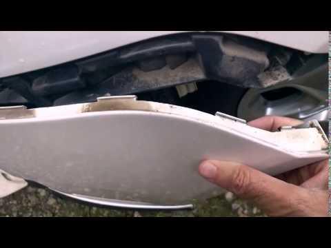 2010 Ford Fusion Bumper Cover Removal Auto Parts Warehouse