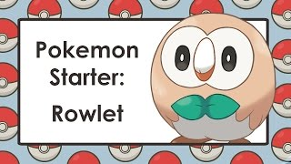 How To Draw: Rowlet