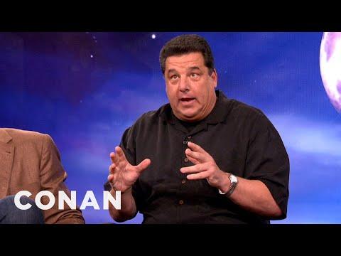 Steve Schirripa Has A Ton Of Reality TV  Offers  CONAN on TBS