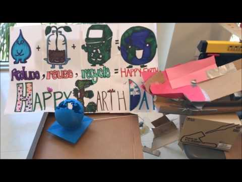 Technion - David Posnack Jewish Day School Earth Day Rube Goldberg Machine Contest 2017