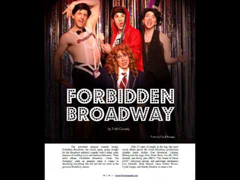 Musical Theatre Magazine: Vol. 2, No. 1 ~ www.MusicalTheatreMagazine.com