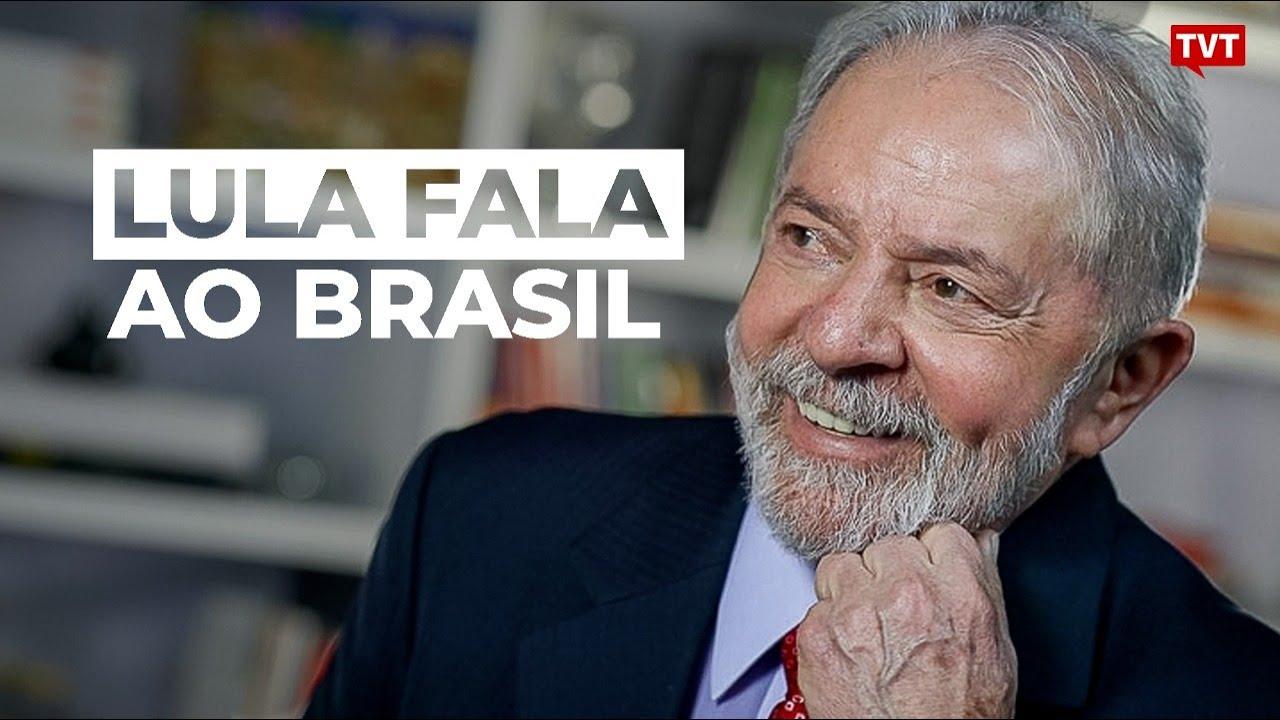 🔴 Pronunciamento de Lula sobre 7 de Setembro - LULA FALA AO BRASIL -  YouTube