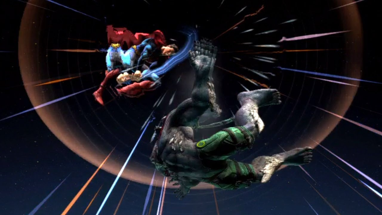 superman man of steel video game part 1