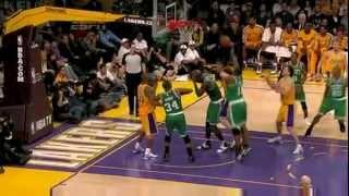NBA - Boston Celtics Vs Los Angeles Lakers  Highlight  (01.30. 2011)