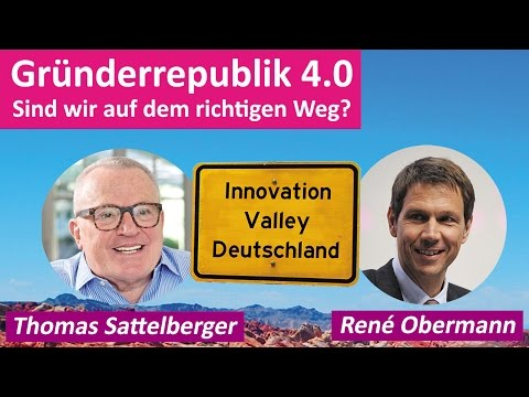 Innovation Valley Deutschland (17.03.2017)