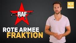 RAF - Die Rote Armee Fraktion I Geschichte