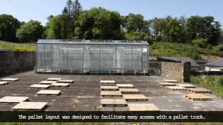 Firewood Storage Trial