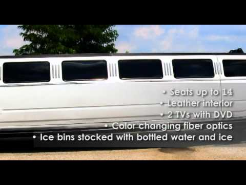 Aadvanced Limousines - Indianapolis Limo Service - Interview - Virtual Tour of Limo Fleet