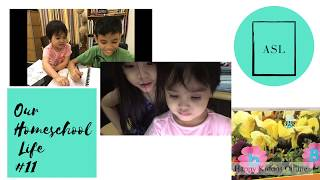 A Day In Our Homeschool Life Vlog 11