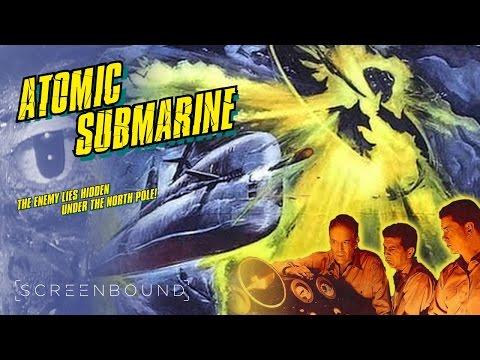 The Atomic Submarine 1959 Trailer
