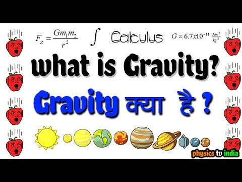 what is gravity in Hindi ? | Newton's gravity - Part - 1 | Documentary |
