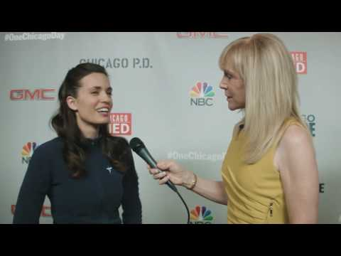'Chicago Med's' Torrey DeVitto: 'We Have a Book Club!' Episode 102