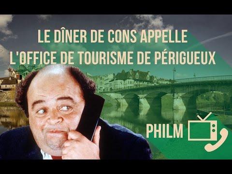 Le dîner de cons VS l'office de tourisme de Périgueux / Philm #2 : François Pignon