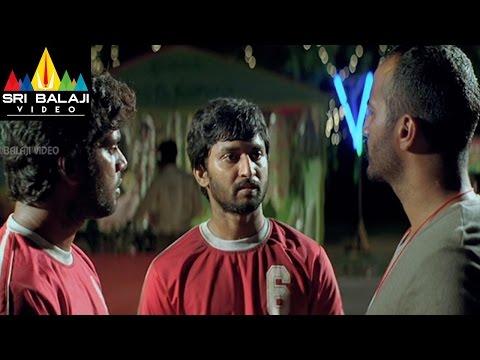 Bheemili Kabaddi Jattu Movie Coach Action Scene | Sri Balaji Video