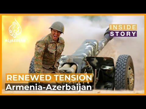 How fragile is the ceasefire between Armenia and Azerbaijan? | Inside Story