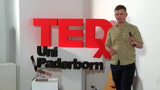 The difficulty of digital transformation & how to make it happen | Rico Dittrich | TEDxUniPaderborn