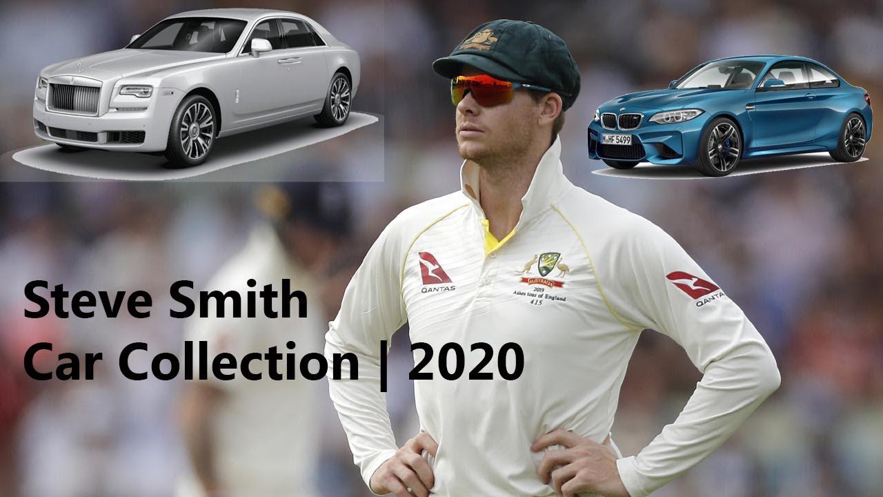 Steve Smith Car Collection   2020 - YouTube