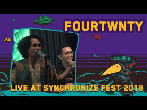 Fourtwnty Live At Synchronize Fest 2018