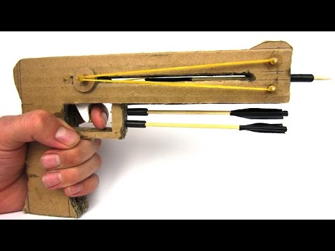 Thumbnail: How to Make a Pistol