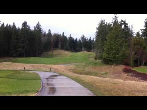 White Horse Golf Club In Kingston, WA