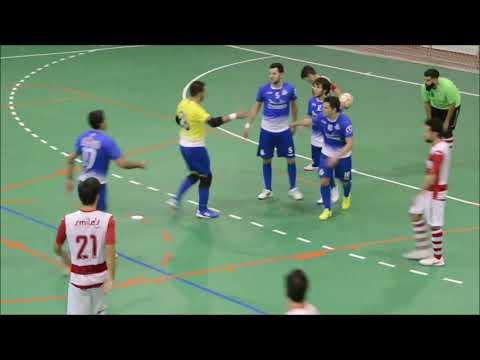Golos | UD Cariense 3 - 3 A. Granja Ulmeiro CDR (Época 2018/2019)