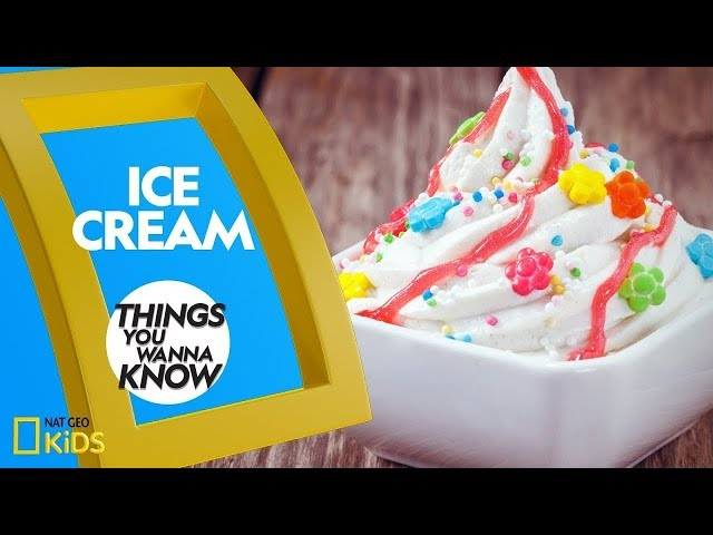 Cool Facts About Ice Cream.