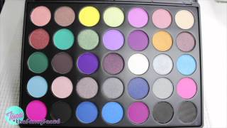 REVIEW & SWATCHES | Morphe Eyeshadow Palettes 35O, 35S, 35T....WORTH THE HYPE??!!