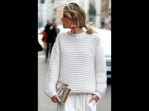 Вязание Свитера Спицами для Женщин - модели - 2019 / Knitting Sweater Knitting For Women