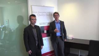 Keiretsu Academy North: Sound Options Testimonial
