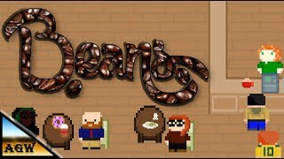 Beans The Coffee Shop Simulator Gameplay (No commentary, Simulation, PC game).