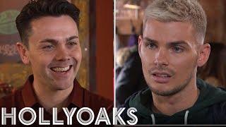 Hollyoaks: Will Jonny Help Ste?