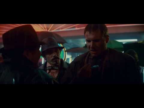 Blade Runner (1982) - Theatrical Trailer in HD (Fan Remaster)