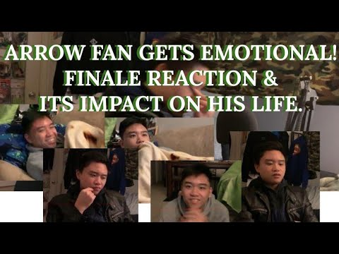 ARROW FAN REACTS TO LAST EPISODE & DESCRIBES IMPACT IT HAD ON HIS LIFE! (EMOTIONAL)