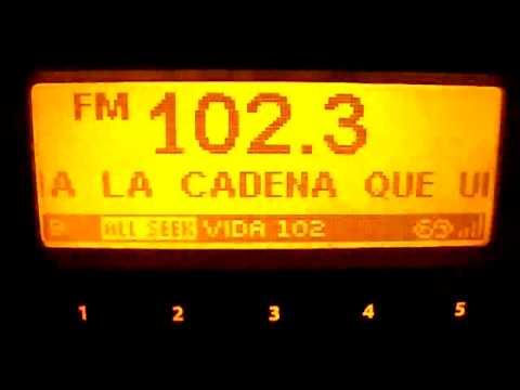 XHMW ESTEREO VIDA 102.3 de Nuevo Laredo, Tamaulipas