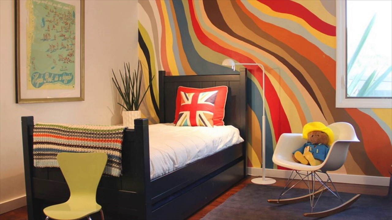 Kids Bedroom Paint Ideas For Walls