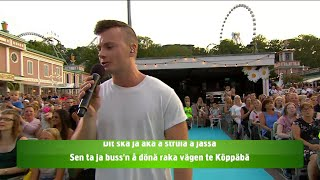 Allsång: Köppäba-visan - Lotta på Liseberg (TV4)