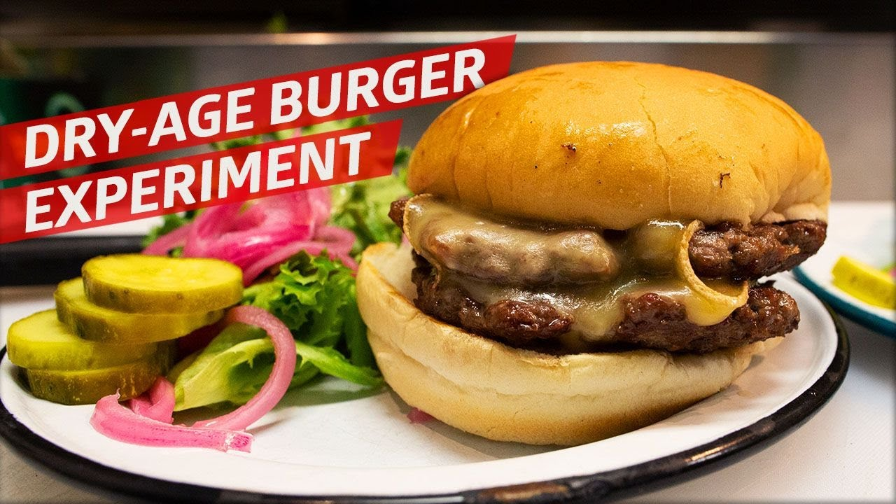 The Quest to Perfect the Dry-Aged Burger at Threes Brewing —Prime Time