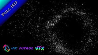 magic footage Particles бесплатные футажи free footage