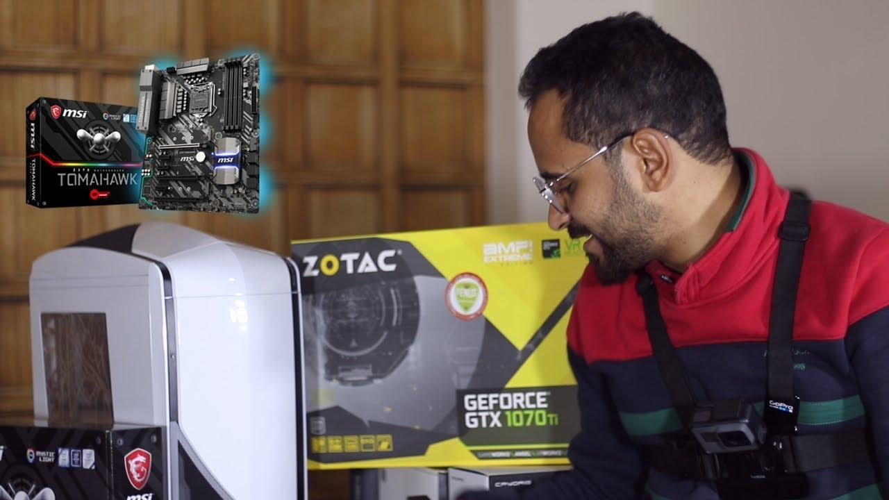 تجميعة كمبيوتر كامل بـ 50 ألف جنيه ! 3000$