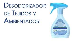Desodorizador de Tejidos y Ambientador Copycat Tipo Febreze