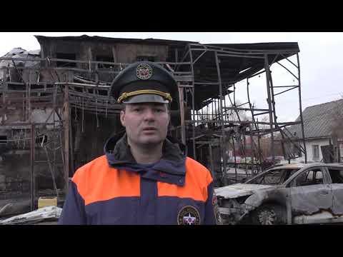 Замначальника ГУ МЧС Ленобласти Антон Клинг о пожаре с погибшими в Мурино