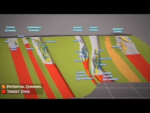 Lanfranchi Nickel Mine - Fly-through Animation