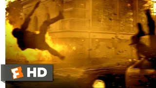 Swordfish (2/10) Movie CLIP - Street Explosion (2001) HD