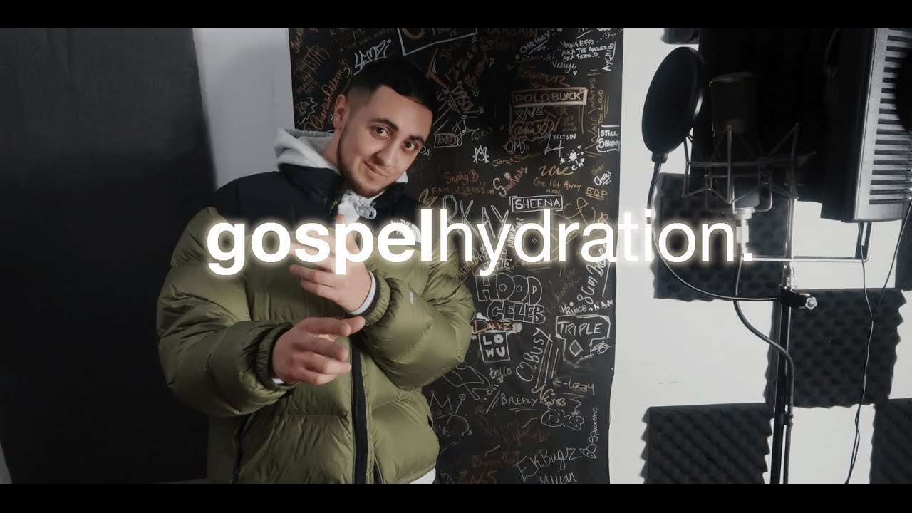 Traxx - Spiritual War (Hydration Live) prod. Skghosty