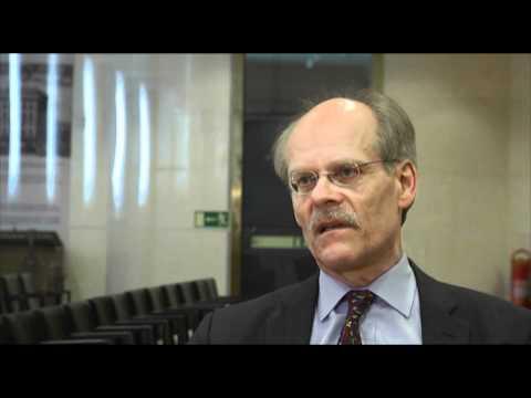 Stefan Ingves svarar på frågor om styrräntan 18 april 2012
