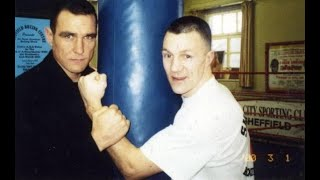 Glyn Rhodes MBE Gym Sheffield