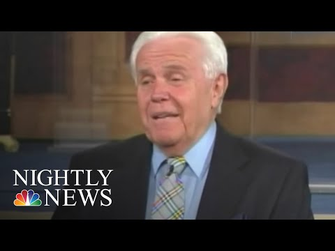 Televangelist Asks His Followers For $54m For Private Jet | NBC Nightly News