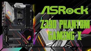 [Cowcot TV] Présentation Asrock Z390 Phantom Gaming X