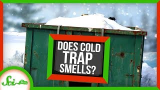 Why Does Everything Stink Less in Winter?